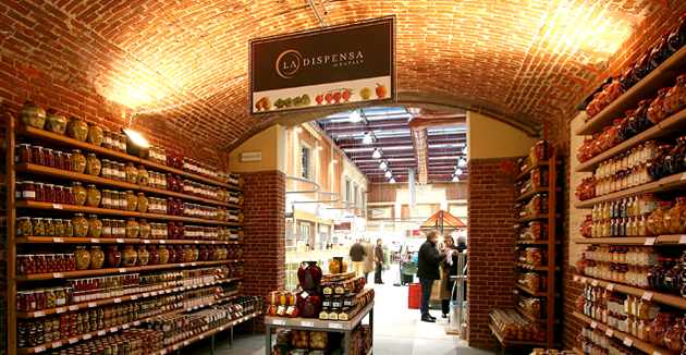 Visit Turin To Eat Your Way Through The Very First Eataly