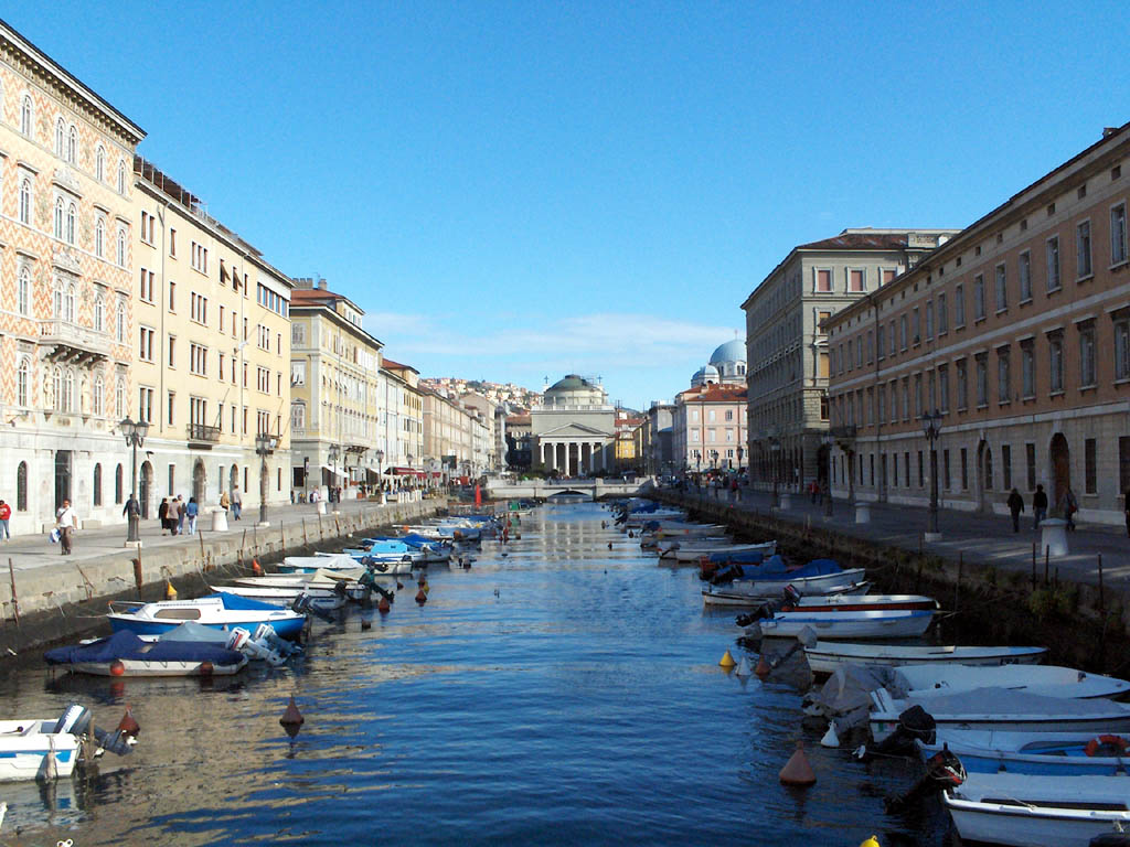 Milan To Rome >> Trieste - Worth a visit! | Italy Travel