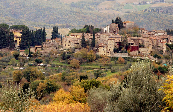 Greve In Chianti A Typical Tuscan City 171 Italy Travel