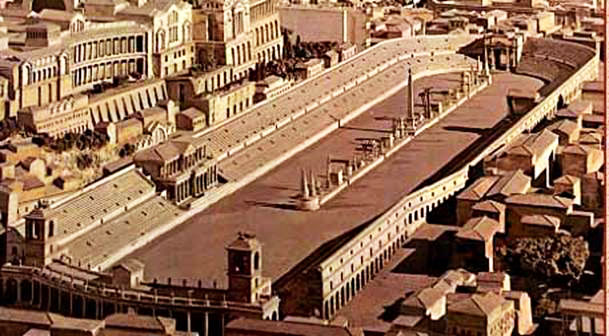 Circus Maximus And Its Underground Secret 171 Italy Travel