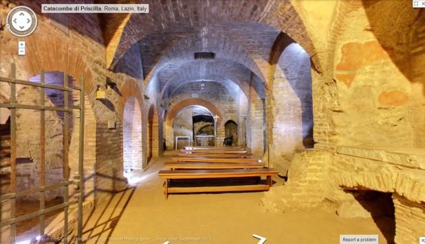 catacombs-priscilla