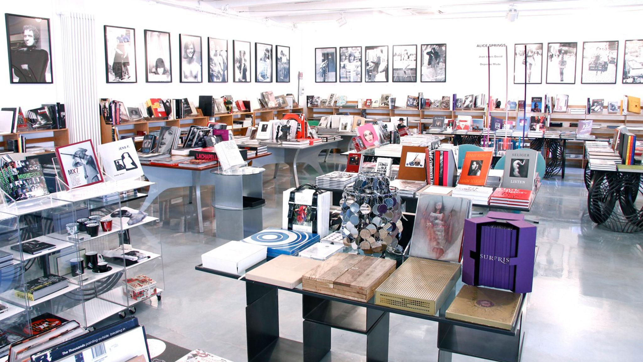 Corso Como Milan Italty Bookstore
