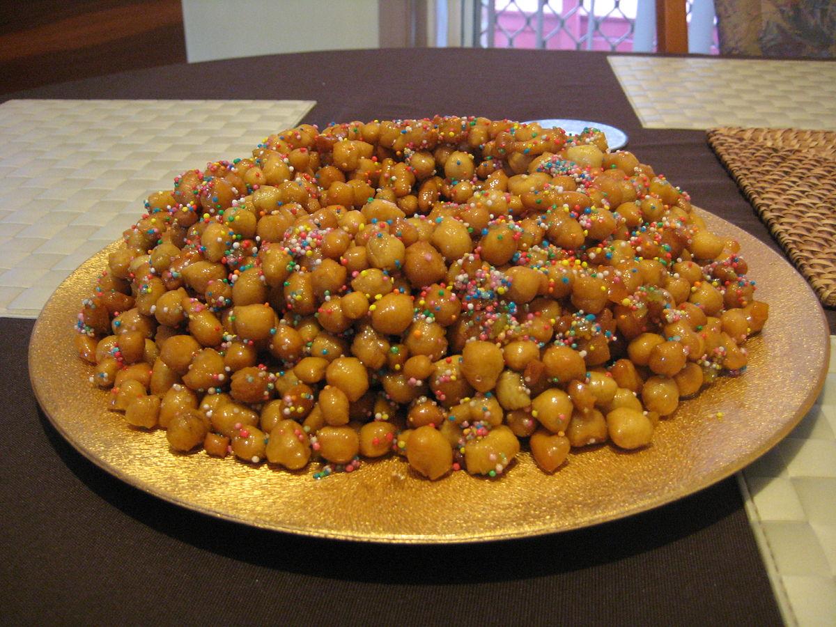 Italian christmas recipe struffoli italy travel struffoli forumfinder Image collections