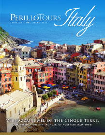 2016 Perillo Tours Brochures Are Here « Italy Travel
