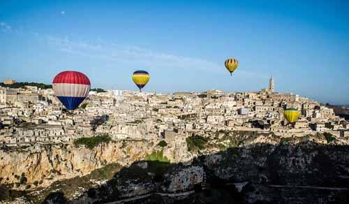 Fly High At The Matera Balloon Festival Italy Travel