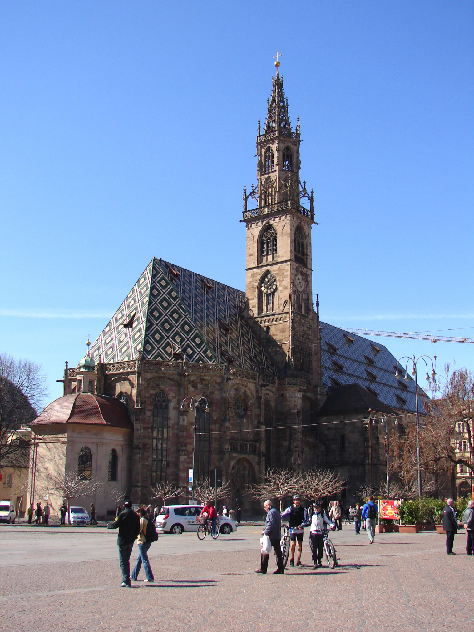 Bolzano: Italy's Most Livable City « Italy Travel