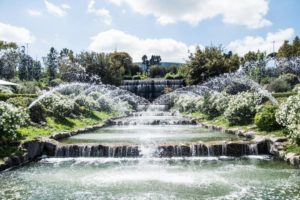Garden of the waterfalls reopens in rome italy travel for Cascate in giardino